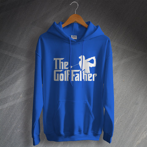 Golf Hoodie The Golf Father