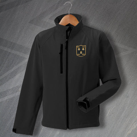 Grimsby Football Jacket Embroidered Softshell 1936