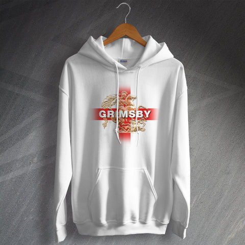 Grimsby Hoodie Saint George and The Dragon