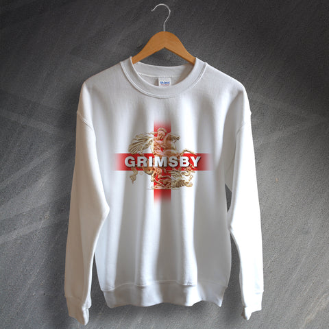 Grimsby Sweatshirt Saint George and The Dragon