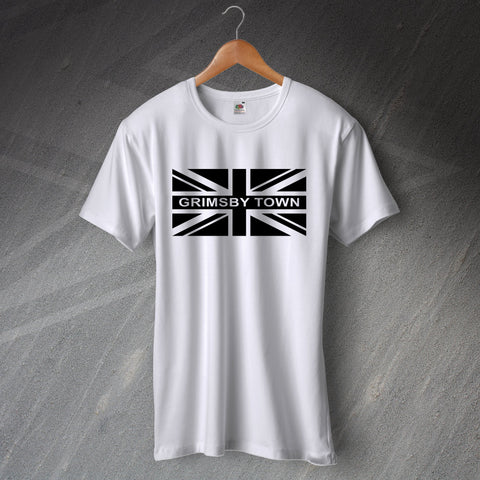 Grimsby T-Shirt Union Jack Grimsby Town