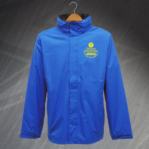 Grumpy Old Gits Club Founder Member Embroidered Waterproof Jacket