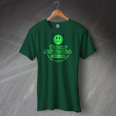 Grumpy Old Gits Club T-Shirt