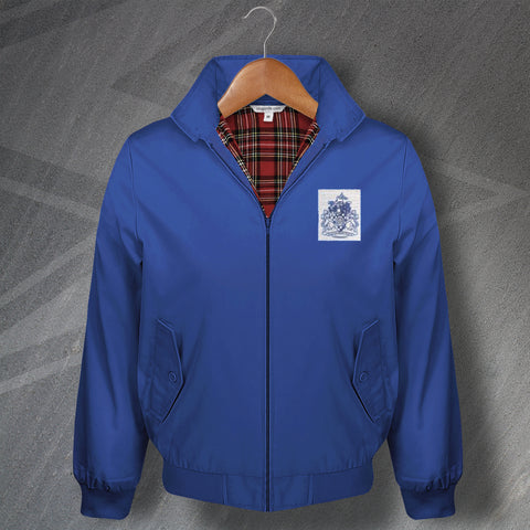 Halifax Football Harrington Jacket Embroidered 1977