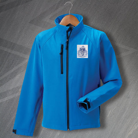 Halifax Football Jacket Embroidered Softshell 1977