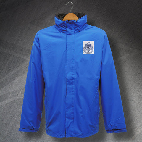 Halifax Football Jacket Embroidered Waterproof 1977
