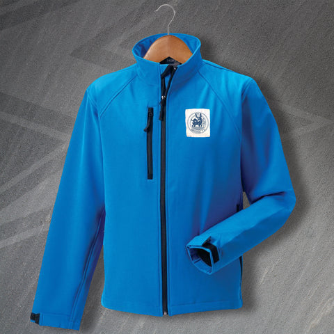 Hartlepool Football Jacket Embroidered Softshell 1879