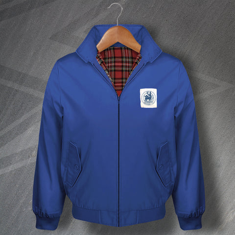 Hartlepool Football Harrington Jacket Embroidered 1879