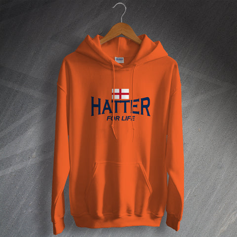 Luton Football Hoodie Hatter for Life