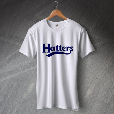 Luton Football T-Shirt Hatters