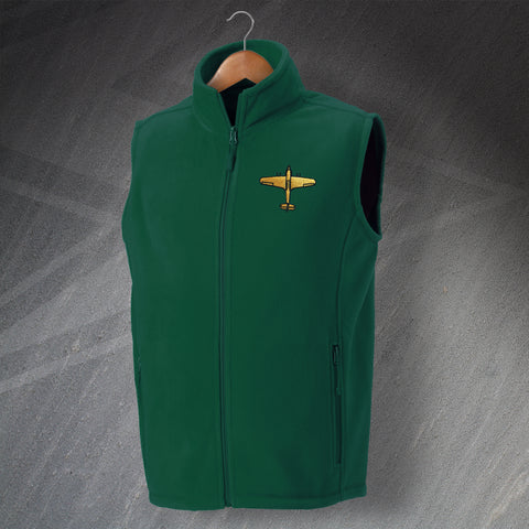 Hawker Hurricane Fleece Gilet