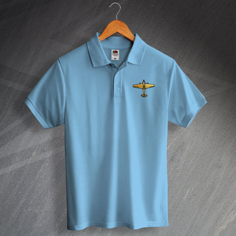 Hawker Hurricane Polo Shirt Embroidered
