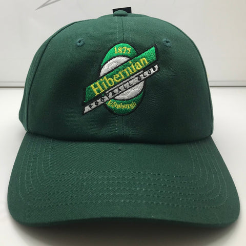 HIbs Football Baseball Cap Embroidered 1989