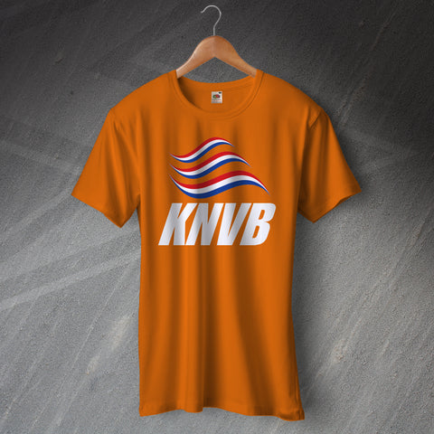 Netherlands Football T-Shirt KNVB