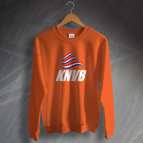 Netherlands Football Sweatshirt KNVB