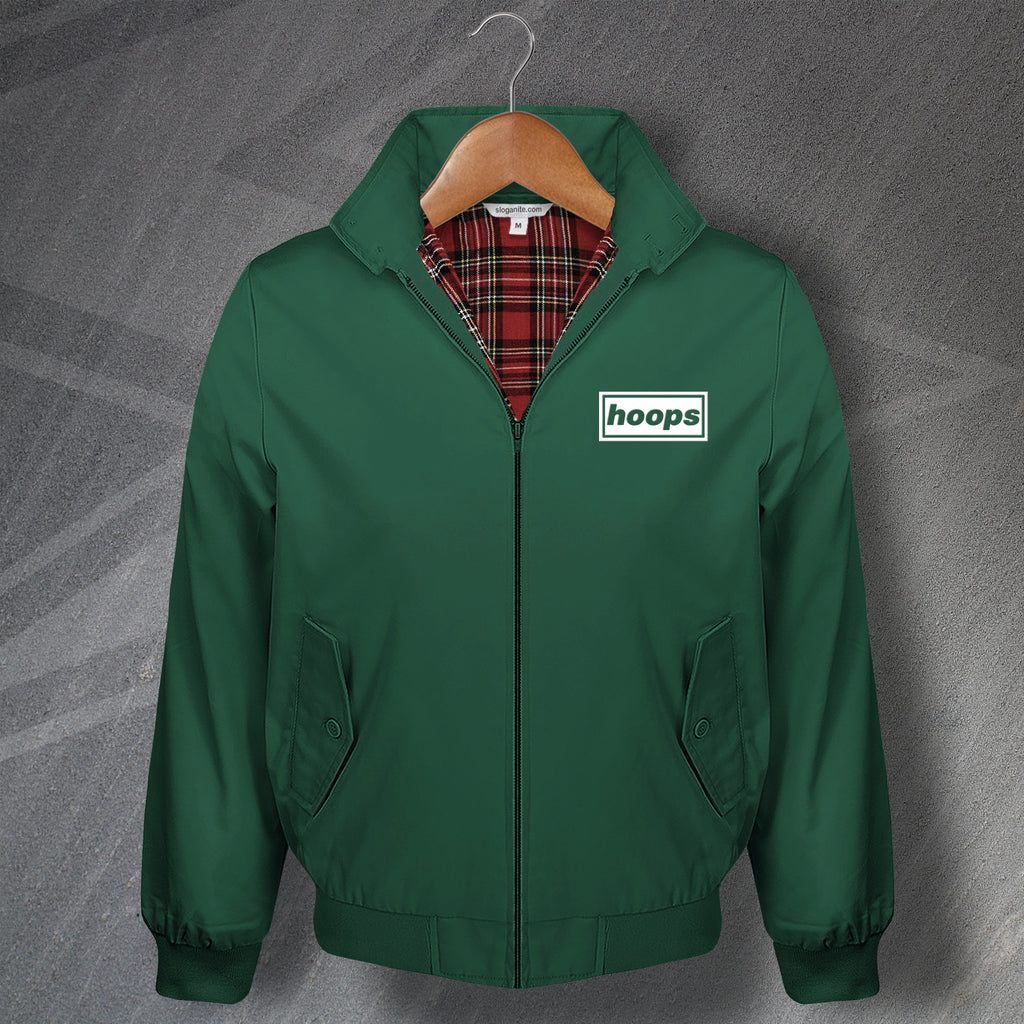 Celtic Football Harrington Jacket