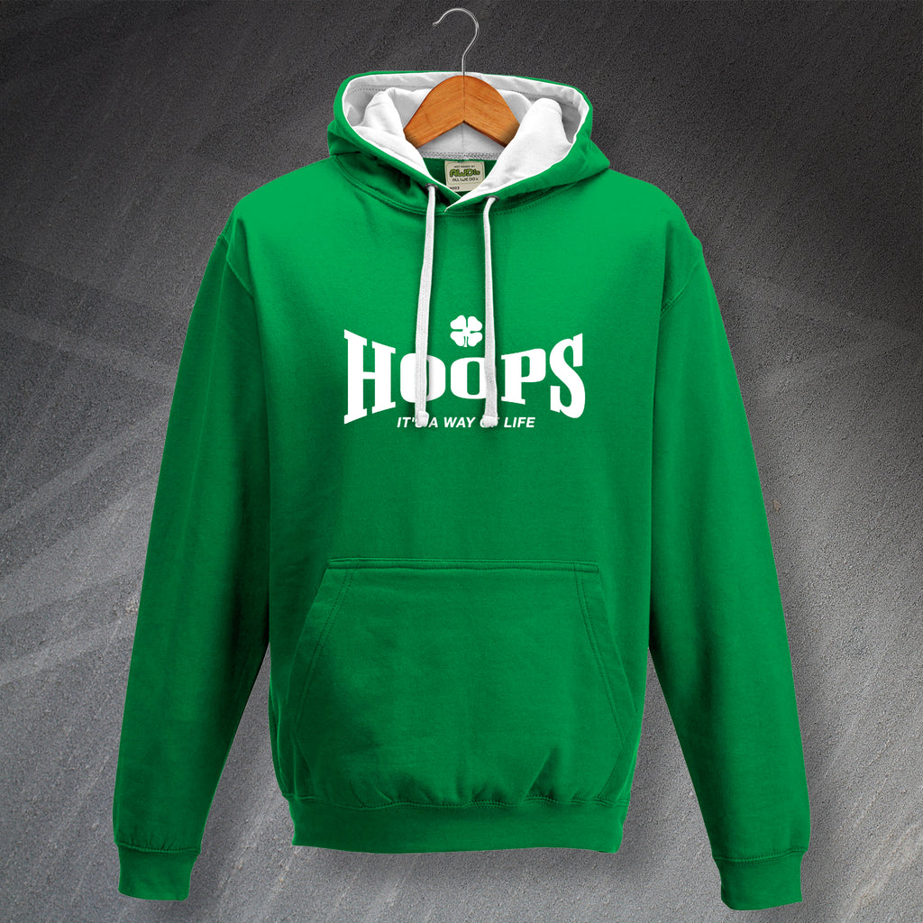 Hoops It's a Way of Life Hoodie