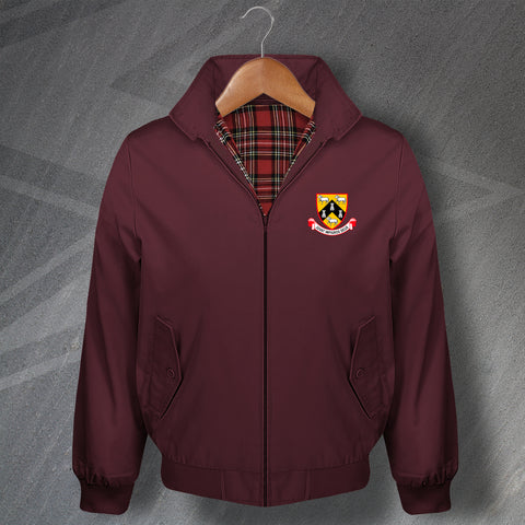 The Giants Rugby Harrington Jacket Embroidered Huddersfield RLFC