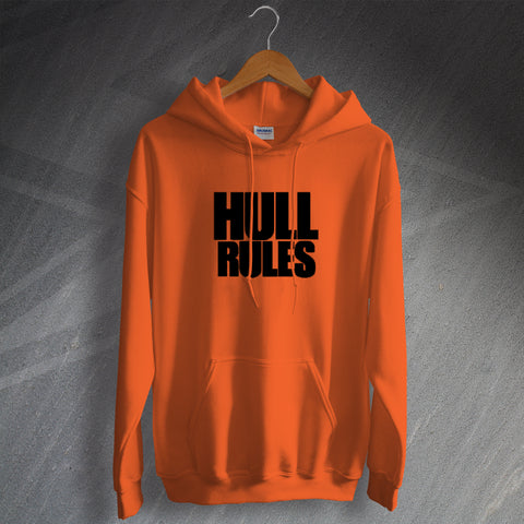 Hull Football Hoodie Hull Rules