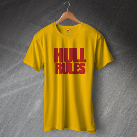 Hull T-Shirt Hull Rules