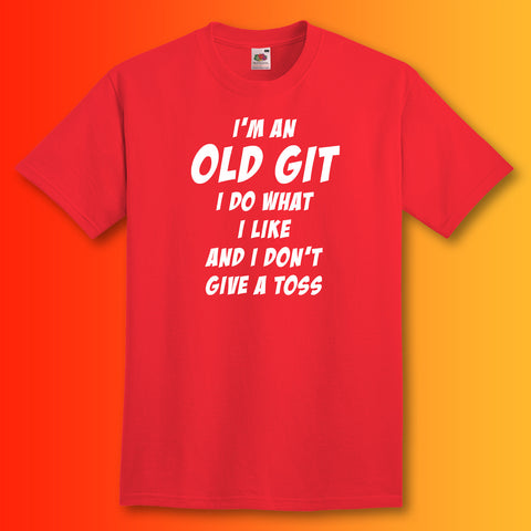 Old Git T-Shirt