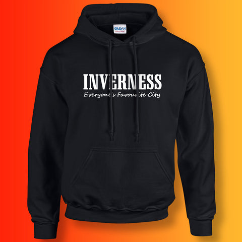 Inverness Hoodie with Everyone's Favourite City Design
