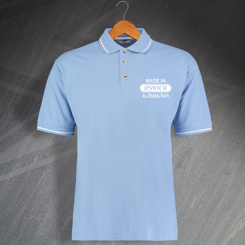 Made in Ipswich Polo Shirt