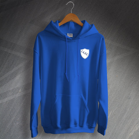 Ipswich Football Hoodie Embroidered 1880