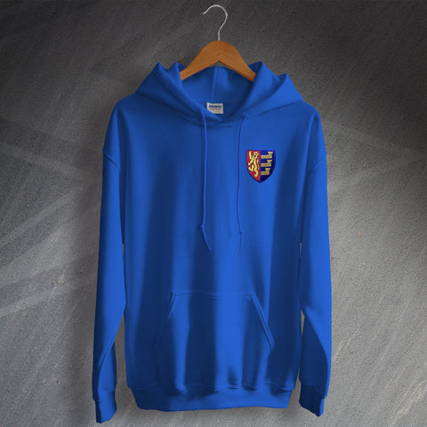 Ipswich Football Hoodie Embroidered 1888