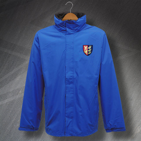 Ipswich Football Jacket Embroidered Waterproof 1888