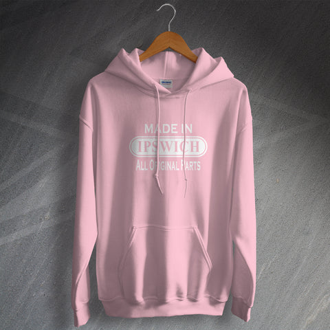Made in Ipswich Hoodie
