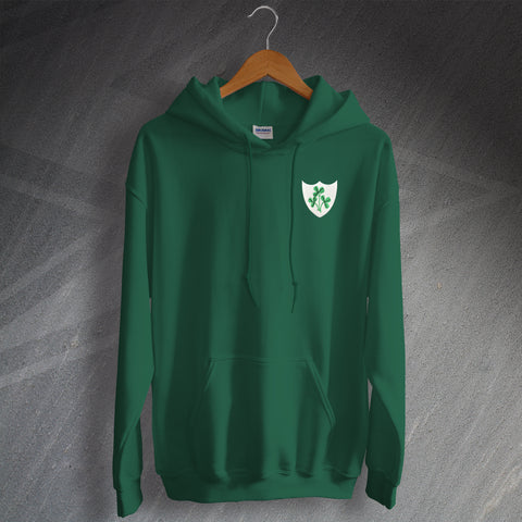 Ireland Rugby Hoodie Embroidered 1871