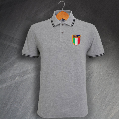 Retro Italy Polo Shirt
