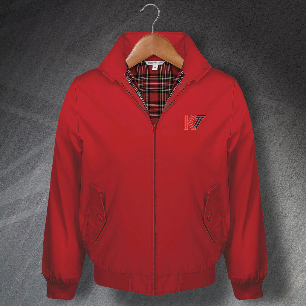 Kettering Football Harrington Jacket