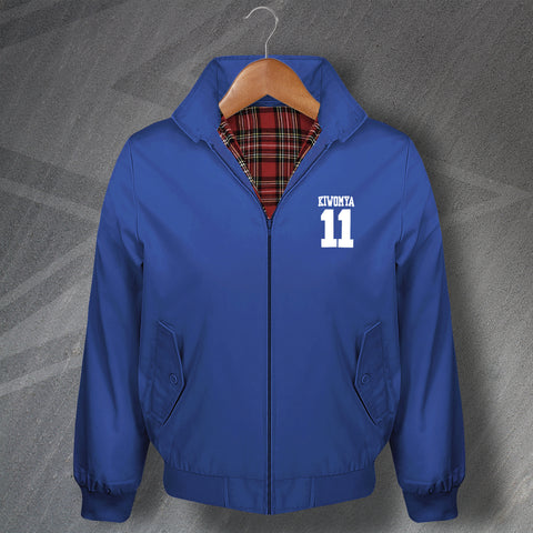 Kiwomya 11 Football Harrington Jacket Embroidered