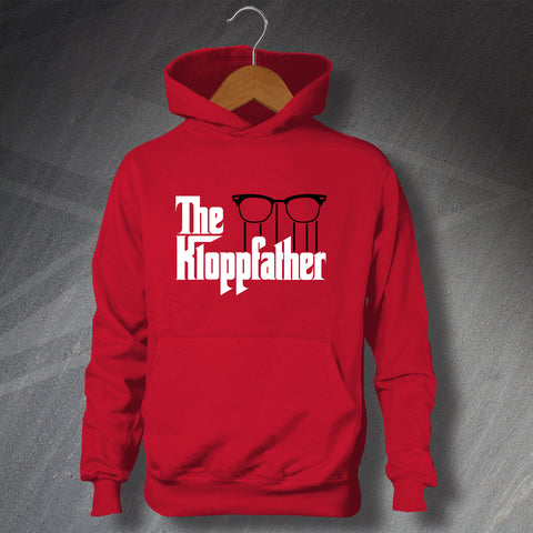 Liverpool Football Hoodie Children's The Kloppfather