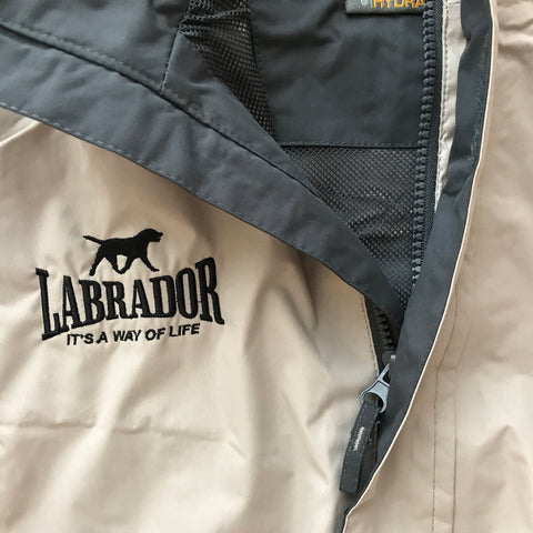 Labrador Badge