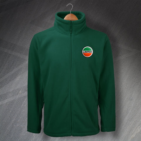 Laverda Fleece Embroidered
