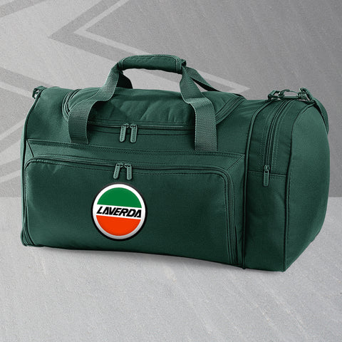 Laverda Holdall Embroidered