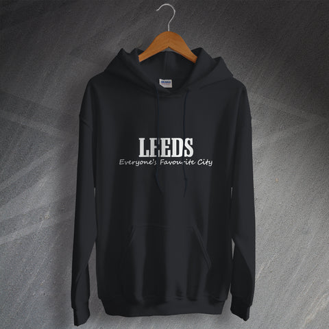 Leeds Hoodie Everyone's Favourite City