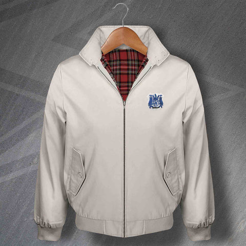 Leeds Football Harrington Jacket Embroidered 1934