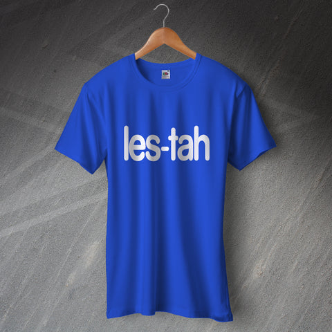 Leicester Football T-Shirt Les-Tah