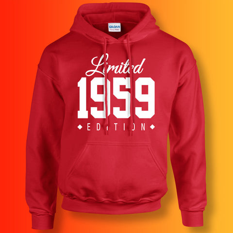 Limited 1959 Edition Hoodie