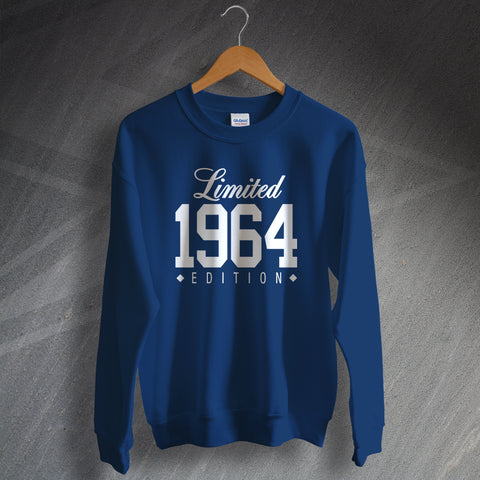 1964 Sweatshirt Limited 1964 Edition