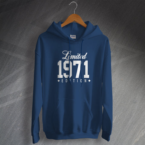 1971 Hoodie Limited 1971 Edition