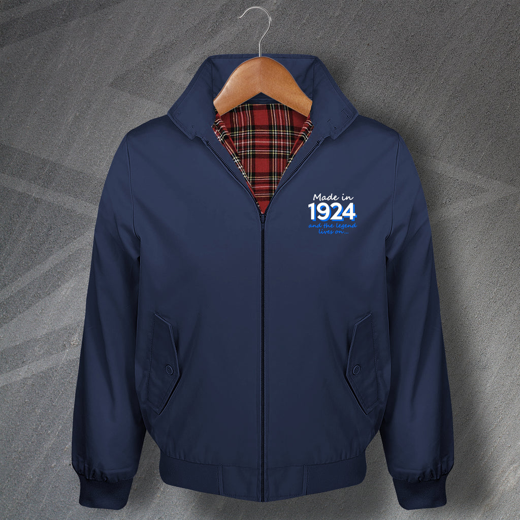 1924 Harrington Jacket