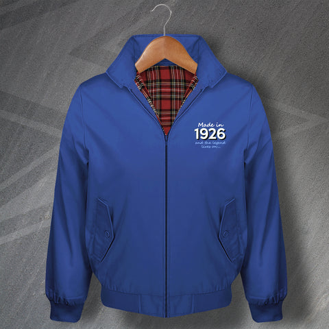 1926 Harrington Jacket