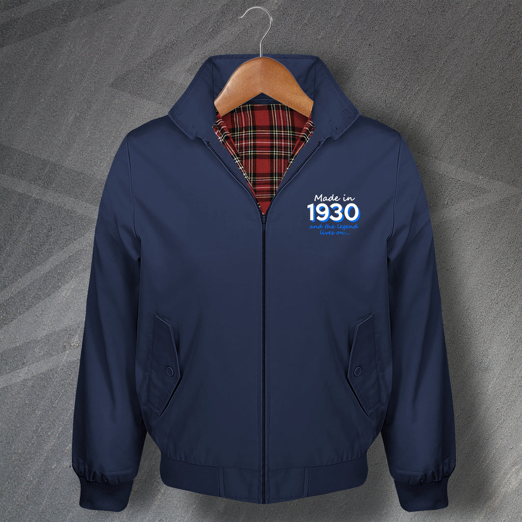 1930 Harrington Jacket