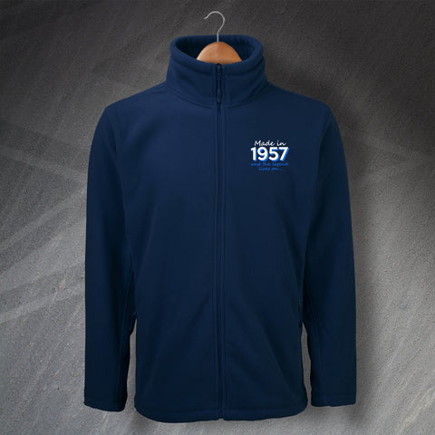1957 Fleece Embroidered Made in 1957 and The Legend Lives On