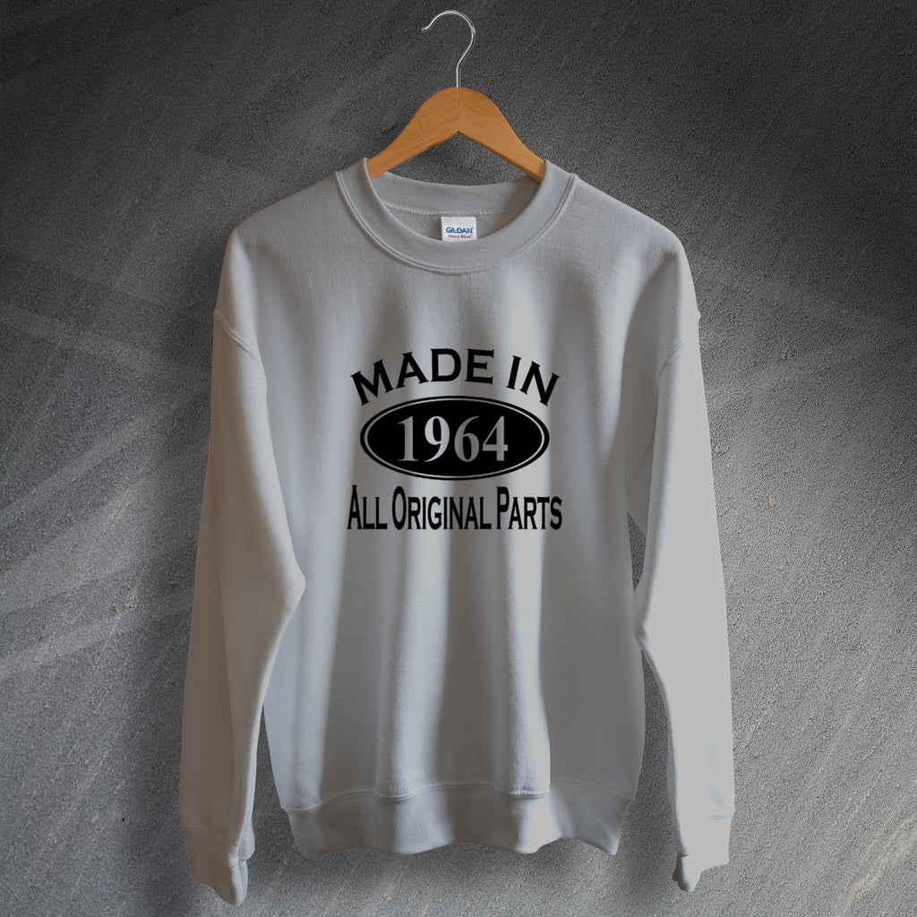 Made in 1964 Sweatshirt